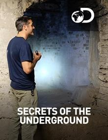 Secrets Of The Underground:Capone's Escape Tunnels