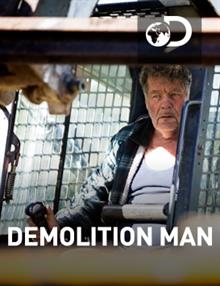 Demolition Man: Tractor Wars