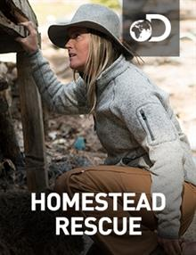 Homestead Rescue: Abandoned & Alone