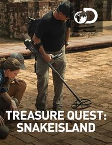 Treasure Quest: Snake Island / A Cursed Fortune