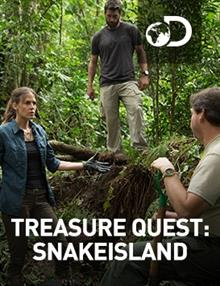 Treasure Quest: Snake Island / Brush With Death