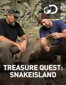 Treasure Quest: Snake Island / Jaguars Gold