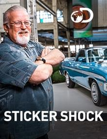 Sticker Shock:Model Man, Big Fin Sedan, Microvan