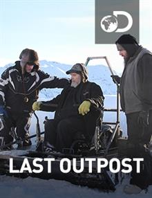 Last Outpost:Off-Road Wheelchair&Mobile Ice Shack