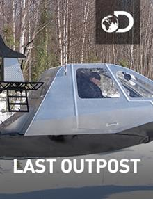Last Outpost : Alaskan Airboat & ATV Gold Sluice
