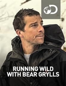 Running Wild With Bear Grylls: Roger Federer