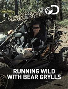 Running Wild With Bear Grylls: Keri Russell