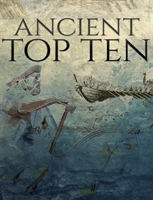 Ancient Top 10: Ancient Sieges