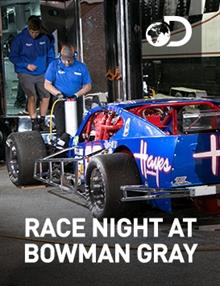 Race Night At Bowman Gray: Crash Of The Titans