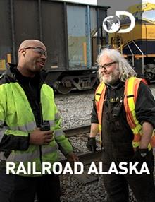 Railroad Alaska: Eye Of The Storm