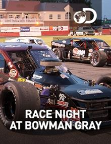 Race Night At Bowman Gray : Episode 4