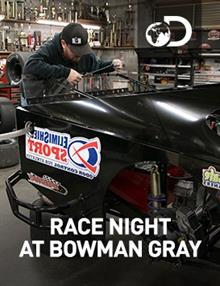 Race Night At Bowman Gray : Episode 5