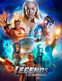Dc's Legends Of Tomorrow - 3.Sezon