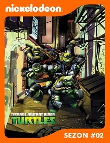 Teenage Mutant Ninja Turtles - 2.Sezon
