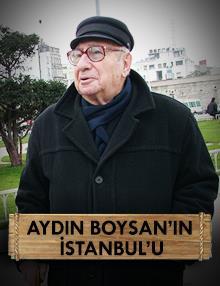 Aydın Boysan'ın İstanbul'u